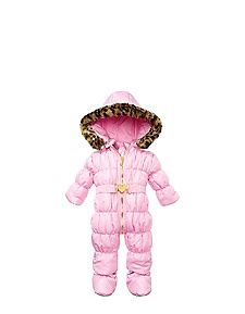 Solid Snowsuit