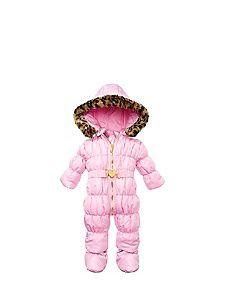 Solid Snowsuit