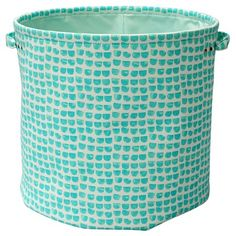 Decorative Bin Pillowfort Aqua : Target