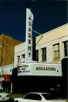 Academy Theater  - Provo,Utah Was this the same movie theater that I went to many times in 1960-61????