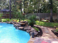 Pool/backyard 2