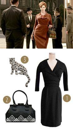 Dress Like Mad Men from trashdiva.com