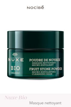 Nuxe, Purifier, Exfoliant, Bio, Sephora, Hair Care, Container, Cleanser, Fragrance