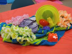 Where Crafting Can Be Easy: Beach Wedding Shower