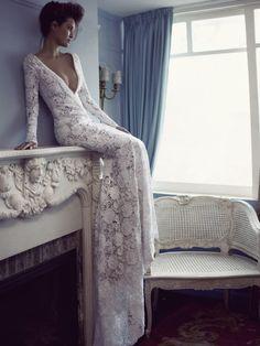 Berta Bridal Size 2 Wedding Dress – OnceWed.com | PAID: $7699 ASKING: $5775 save 25% | http://www.oncewed.com/used-wedding-dresses/berta-bridal-2/