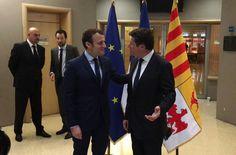 """Présidentielle: Estrosi appelle à voter Macron """"pas une voix ne doit lui faire défaut"""""""