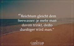#Reichtum #Zitate #CasinoClub