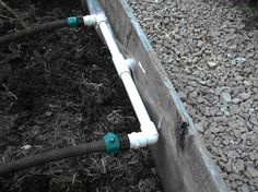 """""""The $8.16 Do-It-Yourself Garden Irrigator"""" by Bruce Andis page one"""