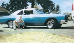 1967 Buick Skylark (Post Coup)         My First old school
