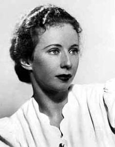 """Agnes de Mille (1905-1993) Dancer and choreographer, choreograped for ballet as well as Broadway musicals such as """"Oklahoma"""", """"Carousel"""" and """"Brigadoon"""""""