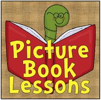 Classroom Freebies Too: Not the Regular Back-to-School Picture Book Lesson