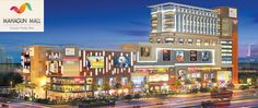 Mahagun Mall Noida  Mahagun announced a new commercial Mahagun Mall in noida extension. This project offers ratail shops, office spaces, commercial shops, banquet hall, ample parking spaces, children play area, many indoor games and much more world class facilities. http://www.mahagun.org.in/mall/