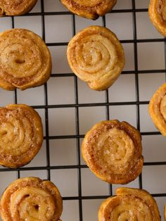 Cinnamon Sugar Pastry Wheels recipe