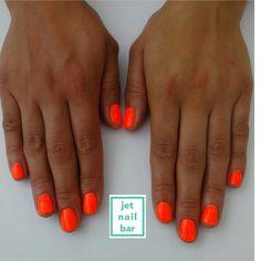 Fluro Orange gel