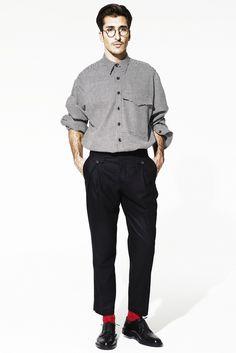 Umit Benan Autumn/Winter 2011/2012 Menswear.