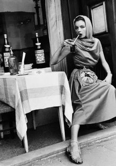 Can you imagine... If you sauntered into Starbucks and saw this beauty. I want this tomorrow (florence, italy 1953) More