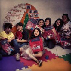 Teens Event na Unidade Niteroi / RJ #teens #party #niteroi #english #redballoon