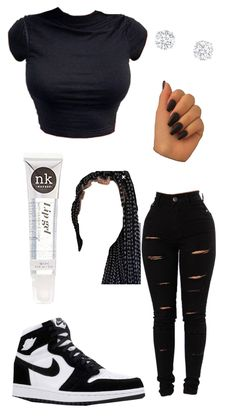 Jordan Outfits For Girls, Baddie Outfits Casual, Swag Outfits For Girls, Teenage Girl Outfits, Cute Swag Outfits, Cute Comfy Outfits, Teenager Outfits, Teen Fashion Outfits, Dope Outfits