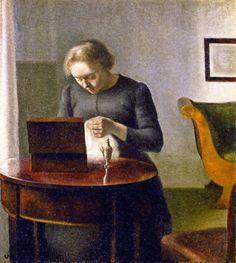 Vilhelm Hammershøi