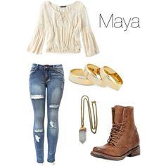 Maya Hart - Girl Meets World