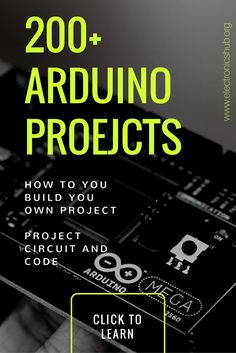 200 ARDUINO PROJECTS http://s.click.aliexpress.com/e/iMZ7euJ