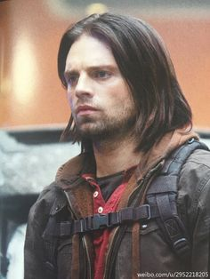 sebastian stan, winter soldier, and bucky barnes kép Bucky Barnes, Sebastian Stan, Dc Movies, Marvel Movies, Marvel Actors, Benedict Cumberbatch, Tom Hiddleston, Loki, James Barnes