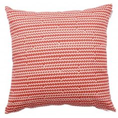 Spira Mello Coral Cushion -HUS & HEM- Scandinavian Design For The House And Home