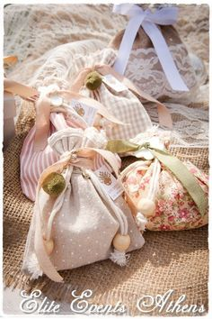 Perfect favors at a Tea Party!  See more party ideas at CatchMyParty.com!  #partyideas #teaparty