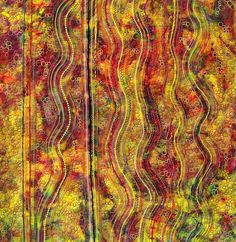 New series of Stupendous Stitching -- based on nature. Here's one from Autumn.
