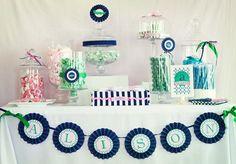 Hostess with the Mostess® - Preppy Alligator - Izod Inspired Baby Shower