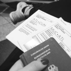 Aaaaaand off we go. by irinafrommunich