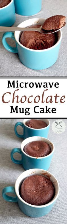 This cake is a very simple recipe yet tasty too. You will need only 2 minutes to make it in your microwave!