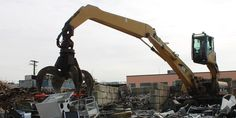 Excavator Claw | ... the stretching capabilities of the Claw. You can't out run the Claw