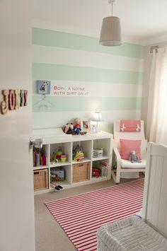 Bondville: Kids Room Ideas: Jonty's Nursery