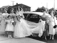 1955 bride