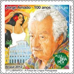 Brasil - Jorge Amado, escritor brasileiro