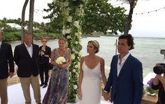 Saint Barths Week – The Wedding!