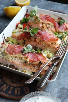 Halloumi, Tuna, Love Food, Seafood, Food And Drink, Chicken, Dinner, Cooking, Recipes