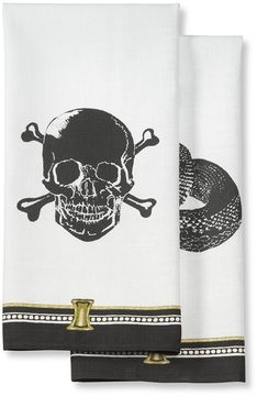 Halloween Icons Towels