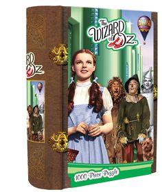 Wizard of Oz Emerald City Movies / Books / TV Collectible Packaging
