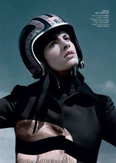 Editorial Sixties Fever - Harper's Bazaar Brasil - Julho 2014