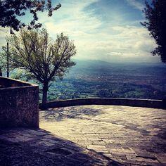 Instagram, qualche foto di Fiesole e Firenze