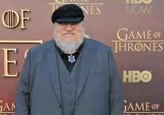 George R.R. Martin Not Writing An Episode For Game Of Thrones' 6th Season Either