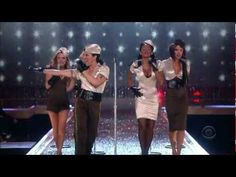 Spice Girls    Stop    Victoria's Secret Fashion Show 2007 - Live HD