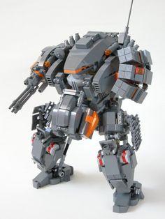 The Incredible World Of Giant LEGO Mechs | Kotaku Australia