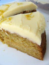 Lemon Cake - Vegan and gluten free