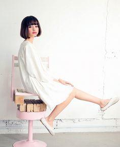 emutaso: keisuke kandaパジャマのワンピース(にせパール) mirach/ミラク Palm maison store