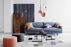 Blues 3-sits soffa från Interface hos ConfidentLiving.se