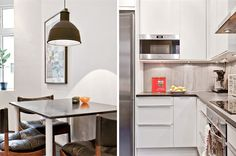 white kitchen Bjurfors