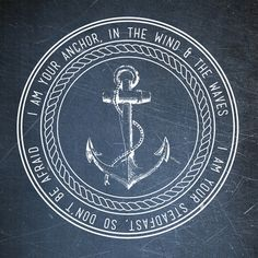 Anchor Art Print by Zeke Tucker Navy Life, Navy Mom, Anchor Quotes, Anchor Art, Nautical Theme, Nautical Quotes, Tattoos For Guys, Navy Tattoos, Anchor Tattoos
